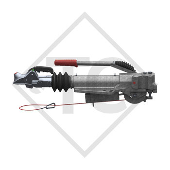 Overrun device V type AE3500, 2000 to 3500kg