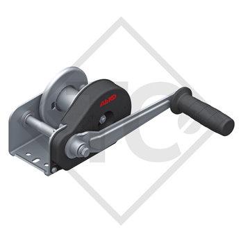 Seilwinde PLUS 350kg, Typ 351 mit automatischer Lastdruckbremse, ohne Abrollautomatik, ohne Seil/Band