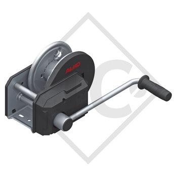 Seilwinde PLUS 900kg, Typ 901 mit automatischer Lastdruckbremse, ohne Abrollautomatik, ohne Seil/Band
