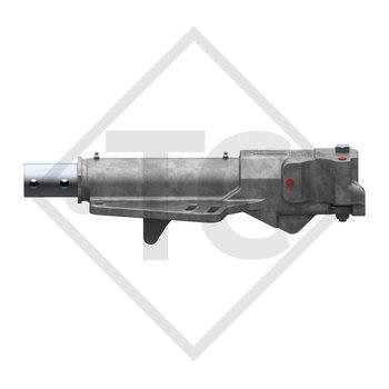 Drawbar installation V type PROFI ZE3500, 0 to 3500kg