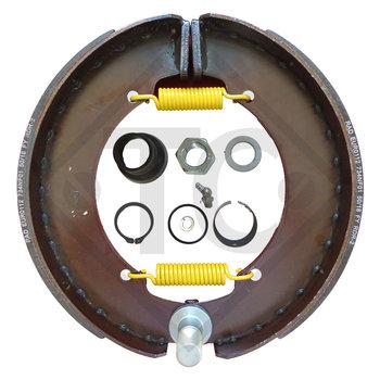 Bremsbacken Radbremse 350x60 - 356E - NF, Bremsengröße 350x60mm