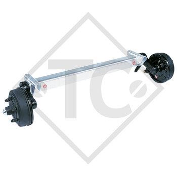Braked axle 2100kg SWING axle type CS 2106, 46.37.373.100