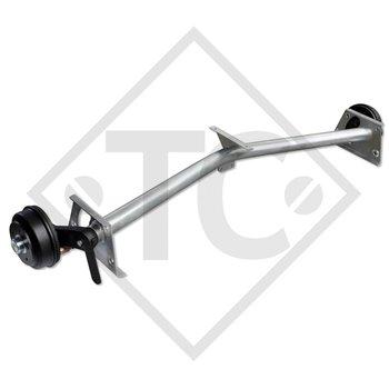 Braked axle SWING 1700kg axle type SCB 1605, 46.29.368.907, 4024036