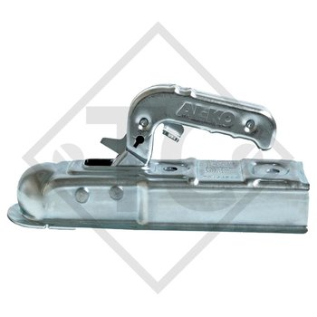 Coupling head AK 7 version D with plug holder