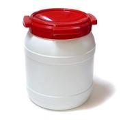 Waterkluisje 15,4 liter (waterdichte tonnetje/vaatje)
