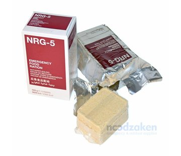 MSI Emergency Food NRG-5 Noodrantsoenen (500 gram)