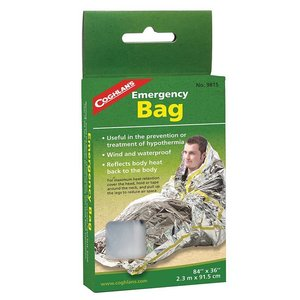 Coghlan's Coghlan's Emergency Bag (isolatie-/reddingszak)
