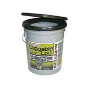 Reliance Reliance noodtoilet Luggable Loo (toiletemmer 19 liter)