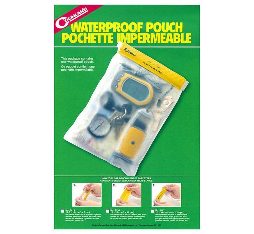 Coghlans Waterproof Pouch 27 x 34 cm (waterdicht tasje/hoesje)