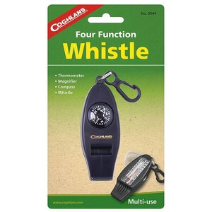 Coghlan's Coghlan's Four Function Whistle (fluit met 4 functies)