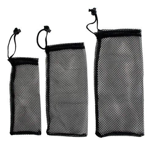 Coghlan's Coghlan's Ditty Bag Set II (3 stuks opbergzakken in see-through gaasstof)