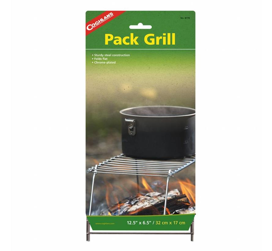 Coghlan's Pack Grill (kampvuur-grillrooster)