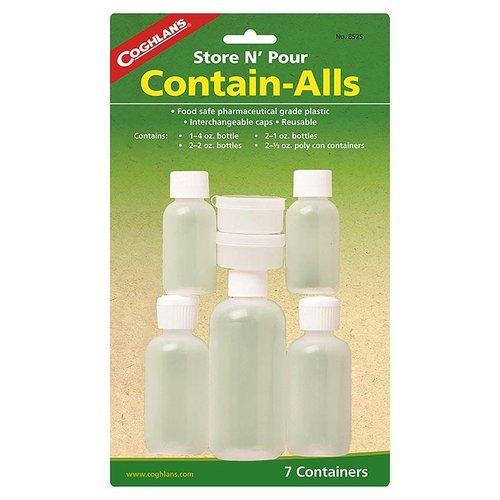 Coghlan's Coghlan's Contain-Alls (voorraadflesjes en -potjes)