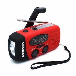 Noodradio.nl Noodradio Emplay (met ledlamp en 1.000mAh powerbank)