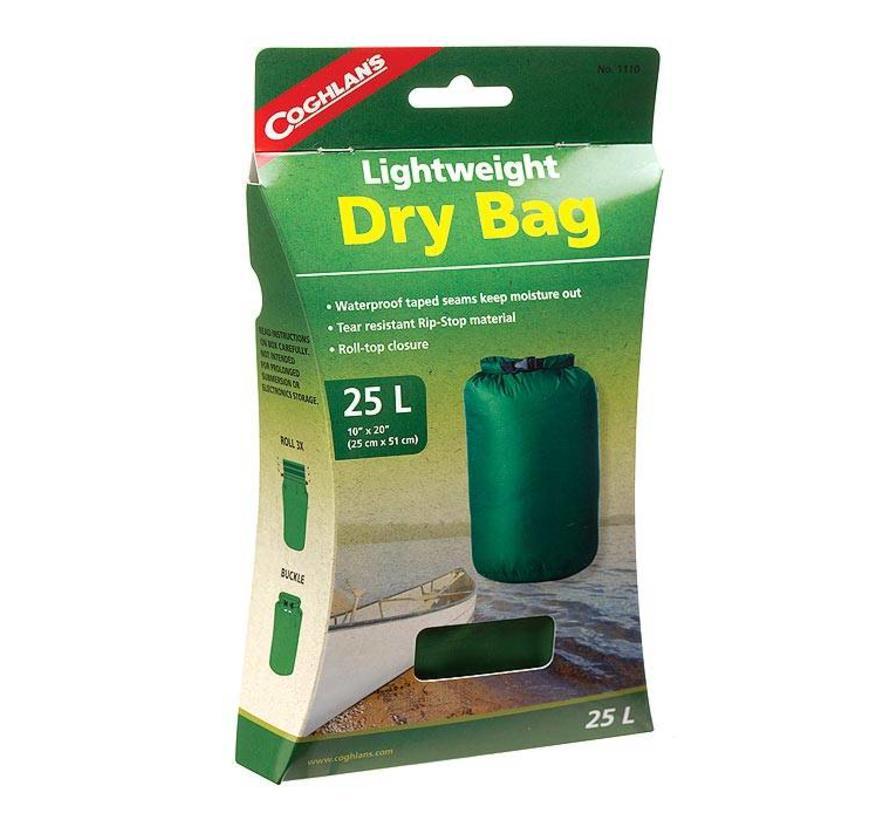 Coghlan's 25 liter Lightweight Dry Bag (packsack)