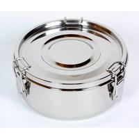 Roestvrijstalen 'Food Container' (middelgroot 0,8 liter)