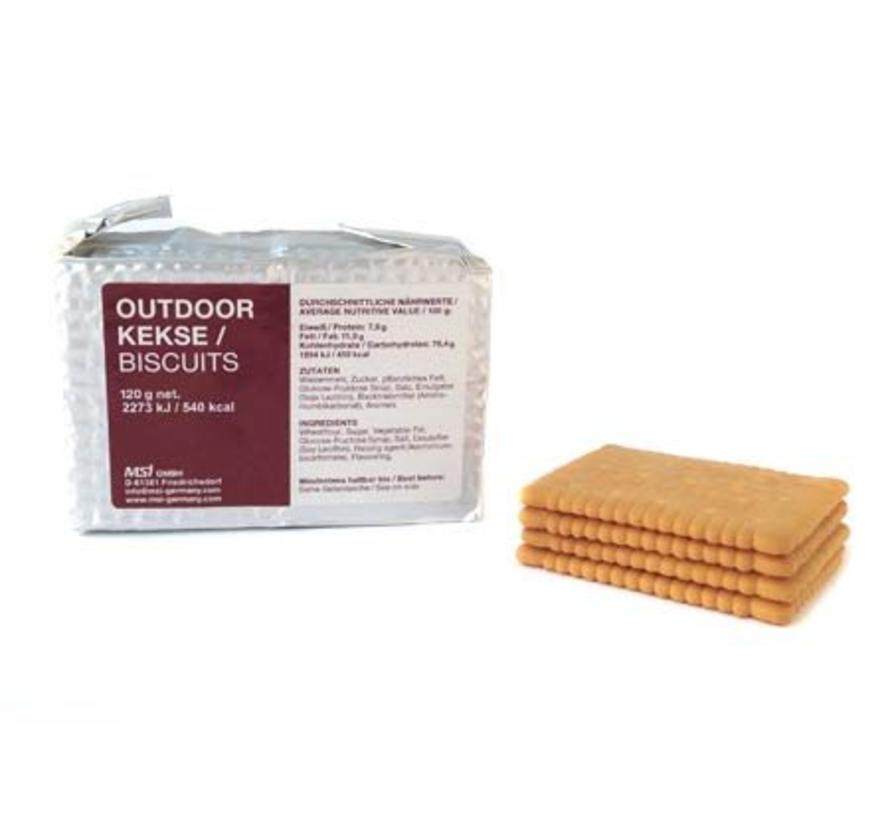 Survivor Outdoor Biscuits / Trekking Kekse (125 gram)