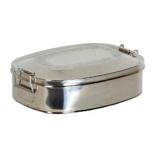 Roestvrijstalen Proviantdoos (klein 0,45 liter)