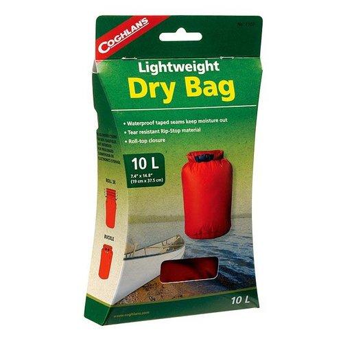 Coghlan's Coghlan's 10 liter Lightweight Dry Bag (packsack)