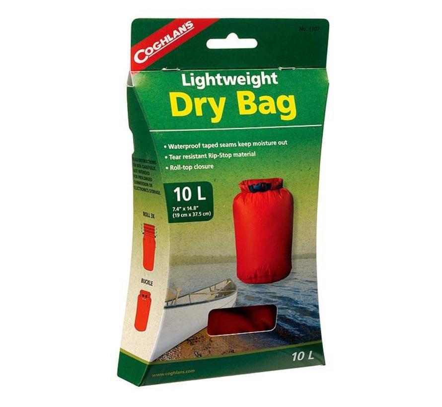 Coghlan's 10 liter Lightweight Dry Bag (packsack)