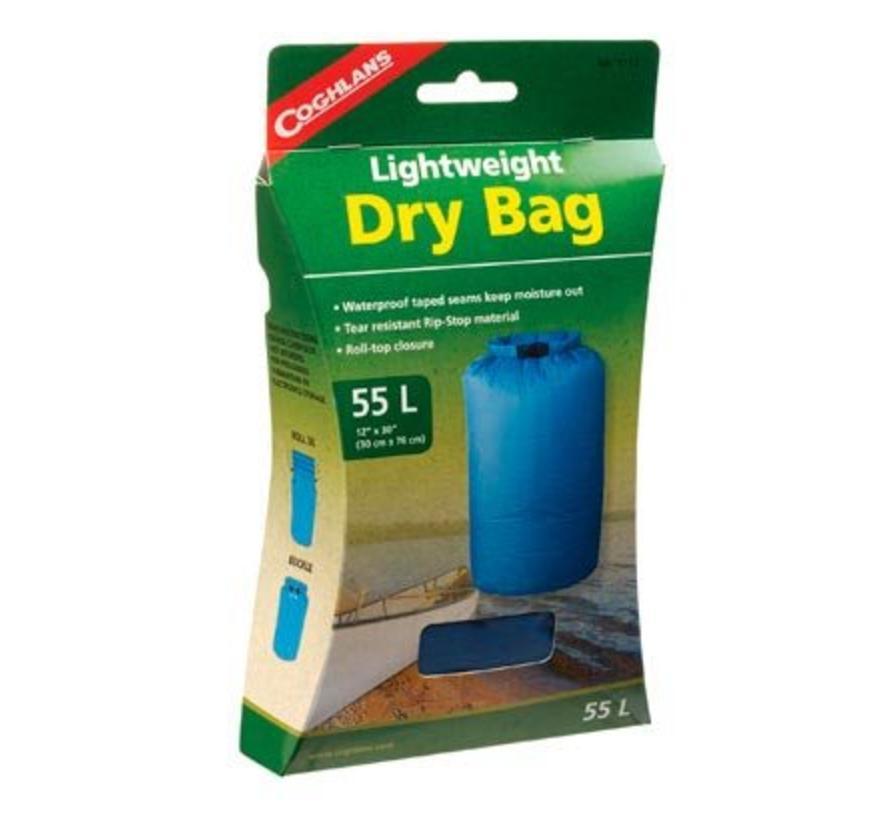 Coghlan's 55 liter Lightweight Dry Bag (packsack-drybag)