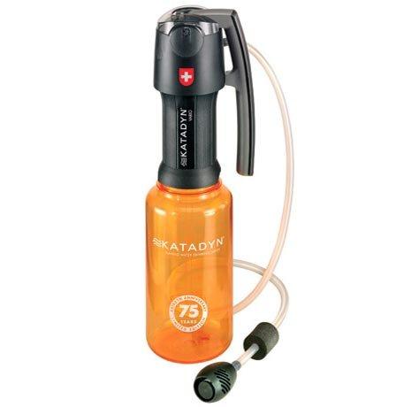 Amazon.com : Katadyn Vario Water Filter, Dual Technology ...