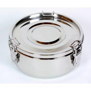 Basic Nature Roestvrijstalen 'Food Container' (klein 0,5 liter)
