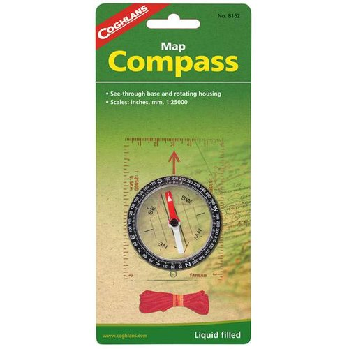 Coghlan's Coghlan's kaartkompas (vloeistof gevuld plaatkompas)