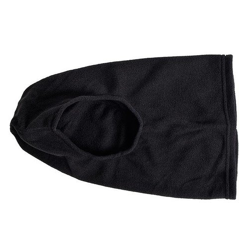 Basic Nature Micro-Fleece Balaclava bivakmuts (zwart - one size)