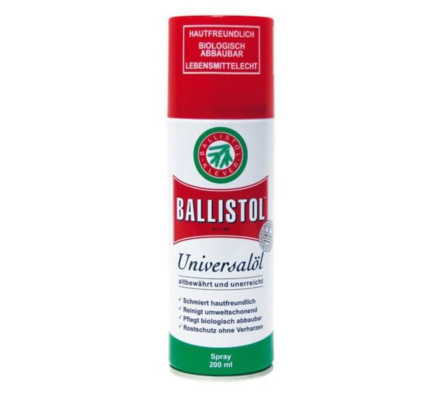 Ballistol Universeel-olie (spuitbus 200 ml)