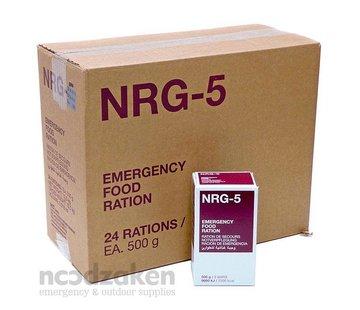 MSI Emergency Food NRG-5 Noodrantsoenen (doos 24 stuks à 500 gram)