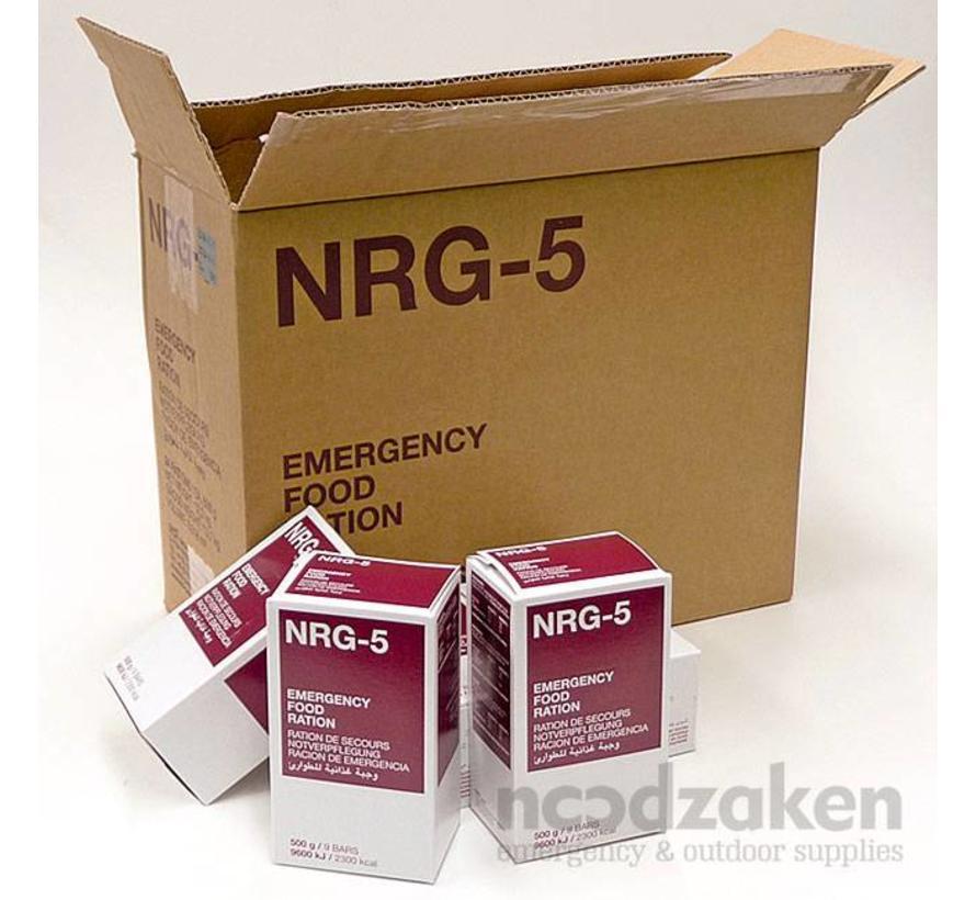 NRG-5 Noodrantsoenen (doos 24 stuks à 500 gram)