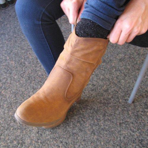 Thermopad Thermopad Tenenwarmers (1 paar) - voor lekkere warme voeten