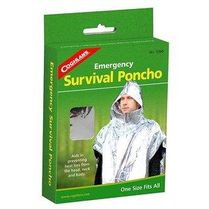 Coghlan's Coghlan's Emergency Survival Poncho (isolatie-/reddingsponcho)