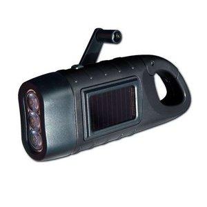 POWERplus Powerplus Seahorse dynamo/solar LED-zaklamp