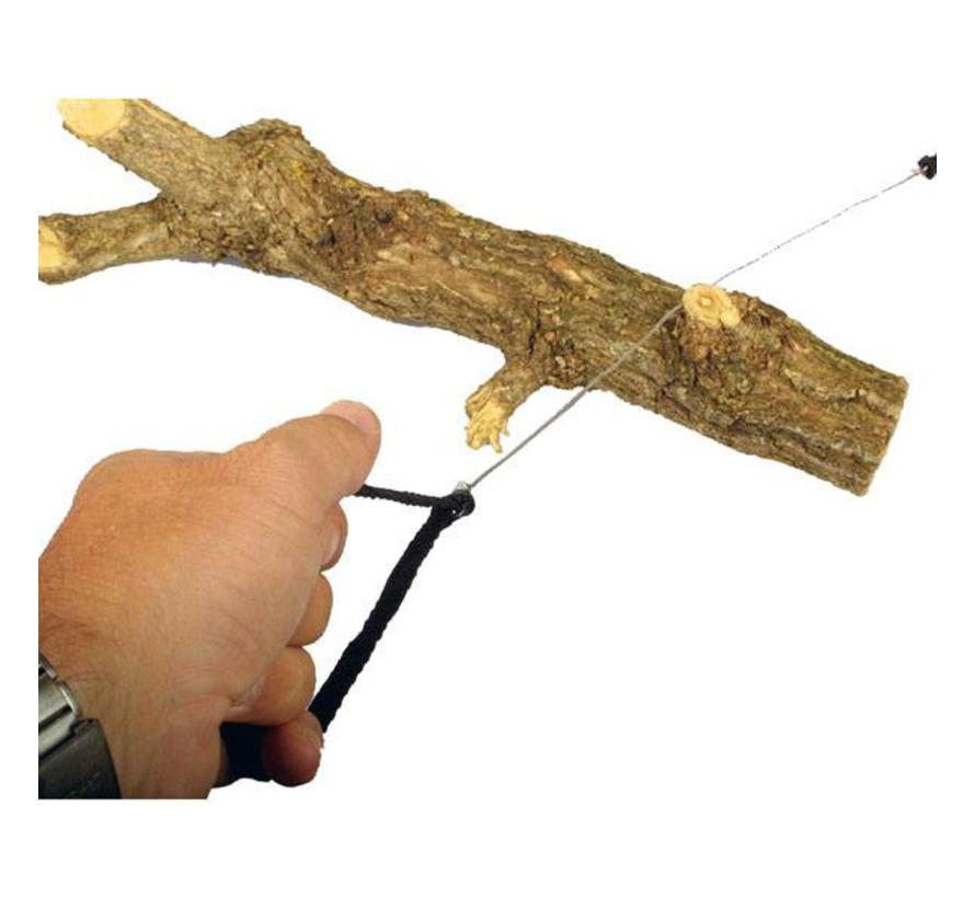 Bushcraft Lichtgewicht Draadzaag (Commando Lightweight Wire Saw)