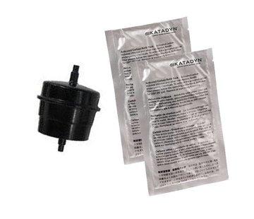 Katadyn Katadyn Active Carbon fles-adapter (cartridge met actief-kool)