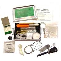 Bushcraft Ultimate Survival Kit (overlevingskit - hersluitbaar)