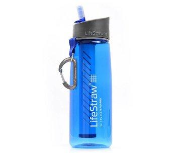 LifeStraw waterzuivering Lifestraw Go Waterfilter (drinkfles met waterfilter)