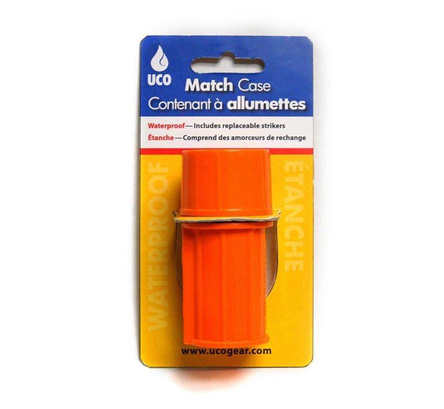 UCO Match Case waterdichte luciferkoker
