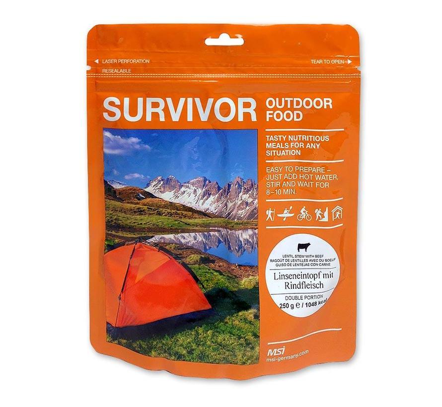 Survivor Muesli Swiss Style (250 gram)