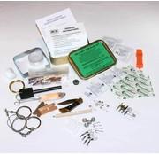 BCB Bushcraft Bushcraft Military Survival Kit (25-delige overlevingskit - hersluitbaar)