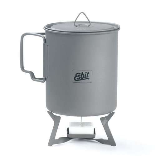 Esbit Esbit Titanium kooktoestelletje voor Esbitblokjes