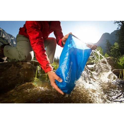 LifeStraw waterzuivering LifeStraw Mission 12 liter (zwaartekracht-waterfilter)