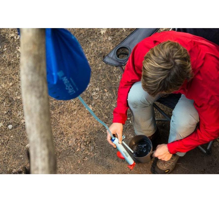 LifeStraw Mission 12 liter (zwaartekracht-waterfilter)