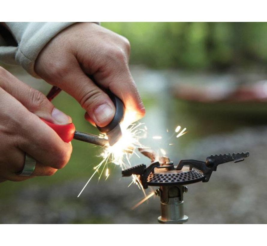 Light-my-Fire Firesteel Scout 2.0 Groen (3.000 strikes - firestarter)