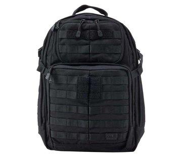 5.11 Tactical 5.11 Tactical RUSH 24 Tactical Backpack (zwart)
