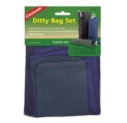 Coghlan's Coghlan's Ditty Bag Set (drie nylon buidelzakjes)