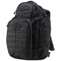 5.11 Tactical RUSH 72 Tactical Backpack (zwart)