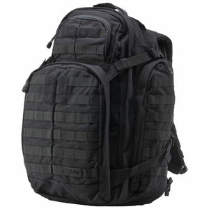 5.11 Tactical 5.11 Tactical RUSH 72 Tactical Backpack (zwart)